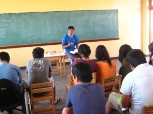 clases con los nuevos