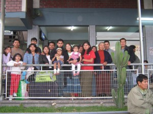 familia, Diaz Apaza y Ramírez