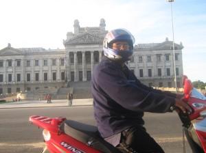 En Montevideo, Uruguay