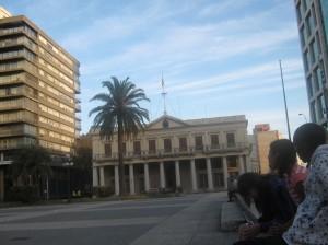 Plaza de armas, Montevideo