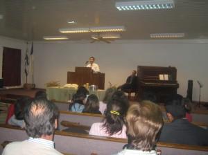 Igl. Bautista en Colonia