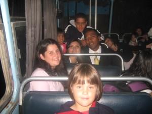 Misioneros la familia Lopez