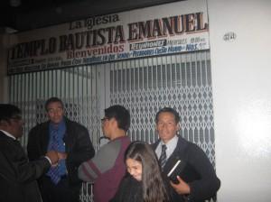 iIglesia B. Emanuel
