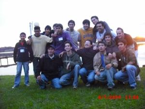 Campamento misionero CDE