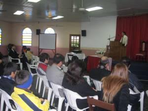 Igl. Bautista en Asunción